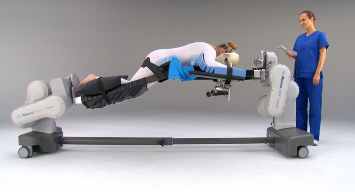 ProAxis Spinal Surgery Table